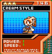 Cream Style