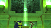 Gaia Temple Restoring Emerald
