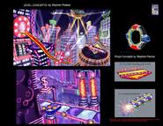 Neon Palace koncept