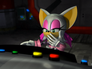 Rouge the Bat Oh No
