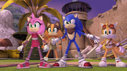 S2E16 Sonic Sticks Amy Tails