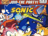 Archie Sonic X Issue 10