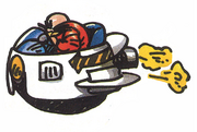 Sonic 2 8 bit Eggman