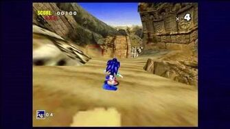 Sonic Adventure DX Sand Hill 1080 HD