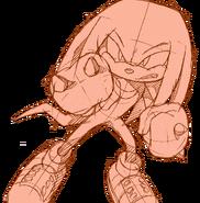 Sonic Channel wallpaper Knuckles 3