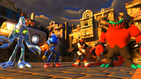 Sonic Forces - Replicas