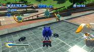 Sonic Generations Cream Modern Challenge 03