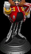 Sonic Generations Eggman Statue