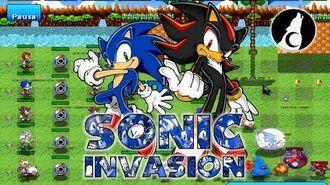 Sonic Invasion- Tráiler