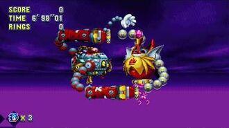 Sonic Mania Boss 27 (Final Boss) - Phantom King & Kleptomobile