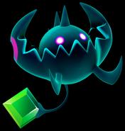 Sonic Runners Green Crystal Monster L)