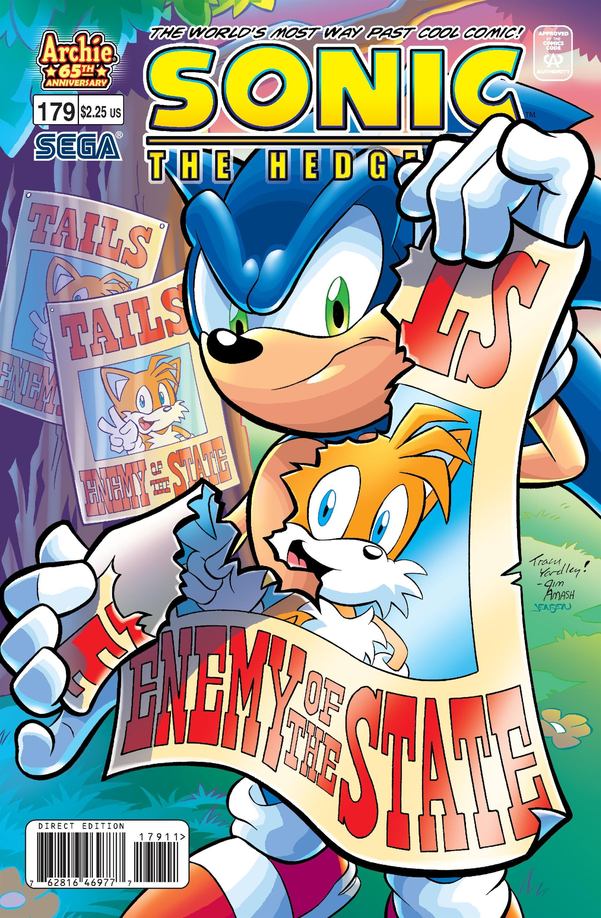 archie sonic the hedgehog issue 179 sonic news network fandom