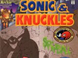 Archie Sonic & Knuckles