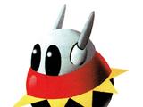 Egg Saucer (Sonic Blast)