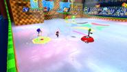 Mario Sonic Olympic Winter Games Gameplay 365
