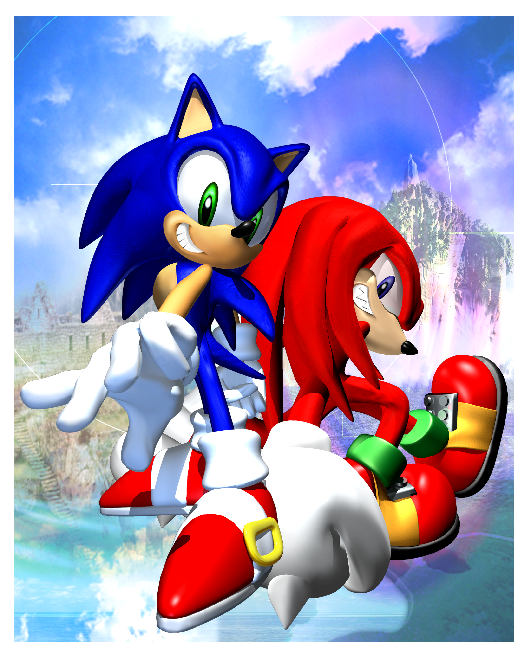 Knuckles the Echidna | Sonic News Network | FANDOM powered by Wikia