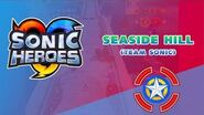 Seaside Hill (Team Sonic) - Sonic Heroes