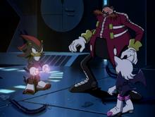 Shadow Eggman i Rouge ep 60