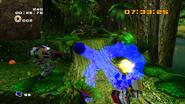 Sonic Adventure 2 - Light Speed Attack 1