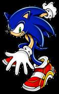 Sonic Adventure 2 - Main Pose