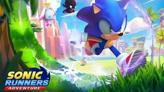 Sonic Runners Adventure OUT NOW on Android