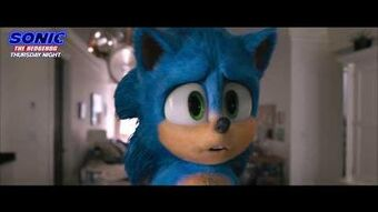 Sonic The Hedgehog Film Sonic News Network Fandom