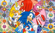 Sonic history 10