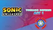 Tornado Defense Act 1 - Sonic Unleashed