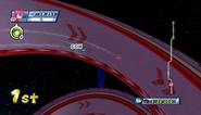 Mario Sonic Olympic Winter Games Gameplay 177