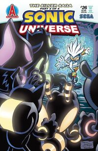 Sonic Universe Numero 26