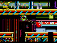 Chaotix Speed Slider 34