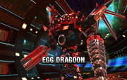 Egg Dragoon Generations boss