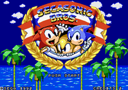 SegaSonic Bros