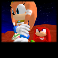 Sonic Adventure Credits (Knuckles 25)