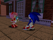 Sonic Adventure DC Cutscene 087