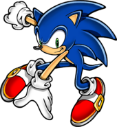 Sonic Art Assets DVD - Sonic The Hedgehog - 21