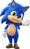 SpeedBattleBabySonic