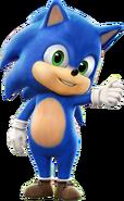 SpeedBattleBabySonic