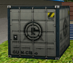 Steel Container SA2