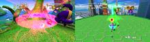 Unused Tornado Jump