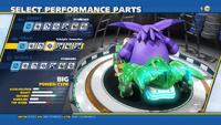 Big Catalytic Converter Rear