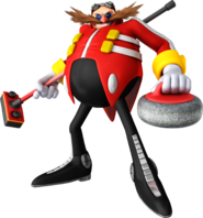 Eggman Winter Olympics