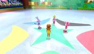 Mario Sonic Olympic Winter Games Gameplay 289