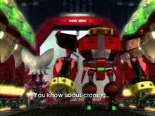Omega i Rouge Heroes