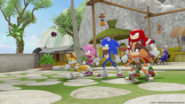 S2E51 Team Sonic battle