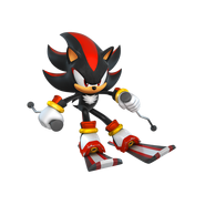 Shadow-Mario & Sonic (2009)