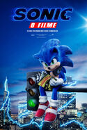 SonicOFilme Poster TrafficLight