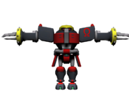 Sonic 06 Model Omega