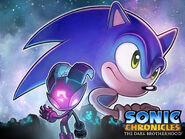 Sonic Chronicles The Dark Brotherhood wallpaper 3