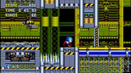 Sonic Mania - Chemical Plant Zone 6